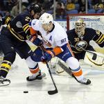 Isles' regular season ends with shootout loss to Sabres - Newsday