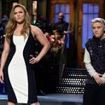 Saturday Night Live best host poll: Does Ronda Rousey have a puncher's chance?
