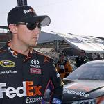 Ben Rhodes To Compete In Denny Hamlin Short Track Showdown With ...