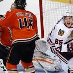 Blackhawks rally to stun Ducks: What you need to know