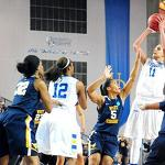 NCAA Tournament brings Evans, Delle Donne back to state