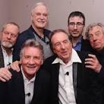 John Oliver Hears Monty Python's Many Secrets