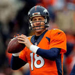 Denver Broncos Report: Peyton Manning Restructures Contract; Takes a $4 ...
