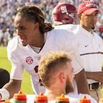 Jalen Hurts 'showed that he's not your typical freshman' in win over Ole Miss