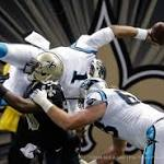 Best way to silence Cam Newton is to keep him out of end zone, Sean Payton says
