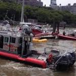 Tourist Helicopter Pilot Makes Emergency Landing in River, Evokes Memories of ...