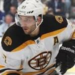 Statistically Speaking: Bergeron picking up for Bruins