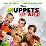 'Muppets Most Wanted' review: Kermit, Piggy and Fozzie hit the road again in a ...