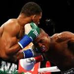 Daniel Jacobs stops Peter Quillin to retain world title