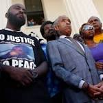 Back in spotlight, Sharpton seizes the moment