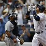 Alex Rodriguez hits first home run, but Brett Gardner is hero in 5-4 Yankees victory