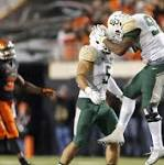 Baylor's win over Oklahoma State has Bears on edge of glory once again