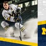 Hyman Named One of 10 Finalists for Hobey Baker Award
