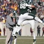 Only big loss would keep MSU out of Rose Bowl, BCS expert says
