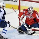 Jets leave the Capitals blank, 3-0