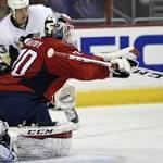 Malkin's 3 assists lead Penguins past Capitals 4-3