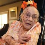 World's oldest woman says key to long life is kindness