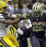 Saints Dominate Second Half, Packers; Climb One Game Back of .500