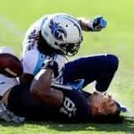 Titans S Griffin appealing 1 game suspension