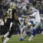 Complete Cowboys Get Revenge Over Saints