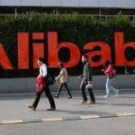 Alibaba symbol of China's new tech giants