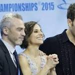 Duhamel and Radford capture pairs gold at worlds