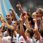 Orlando Pride's Alex Morgan joins US soccer complaint seeking fair pay