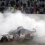 NASCAR appeals board upholds Penske Racing penalties