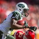 Chiefs notebook: Cairo Santos trips Jets' Percy Harvin, draws flag