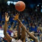 Wiggins leads No. 8 KU past West Virginia 83-69