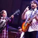 """First Nighter: Andrew Lloyd Webber's """"School of Rock"""" Doesn't Quite Rule"""