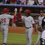 Utley's homer not enough for Phils in Miami