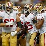 Borland scores for 49ers