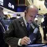 Stocks close down sharply, but they were worse earlier: Dow lost 400 at one point