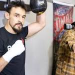 Robert Guerrero's soft-spoken exterior belies fierce in-ring determination