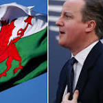 EU referendum is 'bigger' than Assembly election says PM during visit to Welsh aviation plant
