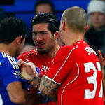 Mourinho: The pundit is nuts… Costa stamps were accidental!