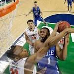 Duke's Jabari Parker headed to NBA