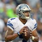 Winners and losers: Dak Prescott, Ezekiel Elliott shine
