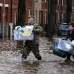Storm Desmond: Insurance advice for flooding victims