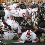 Missouri scrambles its offensive line