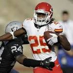 5 things to know after Chiefs rout Raiders 56-31