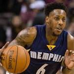 Mario Chalmers waived by Grizzlies day after suffering ruptured Achilles
