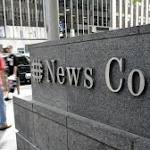 News Corp Net Falls Due to Year-Earlier Gain