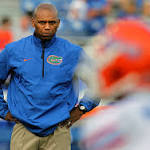 Joker Phillips resigns as Florida's wide receivers coach