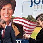 Iowa not ready to crown Hillary
