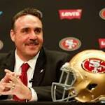 49ers name QB coach Geep Chryst their OC