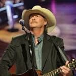 Alan Jackson Earns Standing Ovation at Station Inn