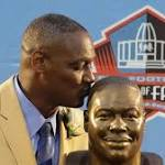 2014 Hall of Fame class enshrined