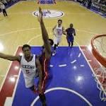 Sixers topple misfiring Pistons, 94-83